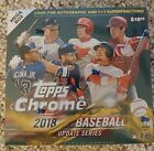 2018 Topps Chrome Update Series Target exclusive blaster box sealed new