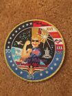 NASA Patch Wonder Woman Peggy Whitson Commander ISS Expedition Space Shuttle LTD