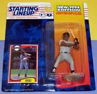 1994 BARRY BONDS San Francisco Giants -FREE s/h- NM+ Kenner Starting Lineup
