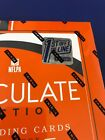 2018 Panini Immaculate Football First Off The Line FOTL Hobby Box Ready to Ship!