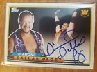 2018 Topps WWE Heritage Wrestling Cards 11