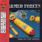 Armed Forces - Take On The Nation (Rare Japan CD w/OBI PSCW-1080)