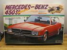 Vintage DOYUSHA Mercedes-Benz 450SL Model 1/12 Scale In Box **Incomplete**