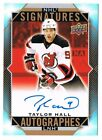 2017-18 Upper Deck Tim Hortons NHL Signatures Autograph Auto #S-TH Taylor Hall