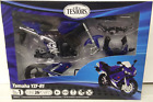 Testor's Yamaha YZF-R1 Motorcycle Model Kit, 1:12 Scale ( 650001T ) TNR13