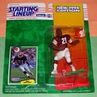 1994 ERIC METCALF final Cleveland Browns NM #21 - FREE s/h - Starting Lineup
