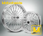 FAT SPOKE WHEEL 21X3.5 & 16X3.5 40 HARLEY SOFTAIL FATBOY SLIM DELUXE HERITAGE