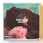 Halsey Badlands Deluxe Edition CD Signed Autographed Limited w/ Vinyl