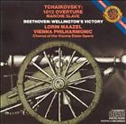 Tchaikovsky: 1812 Overture; Beethoven: Wellington's Victory (CD, CBS Records)