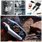 Motorcycle PKE 2 Way Alarm Anti-theft System Vibration Alarm Remote Engine Start