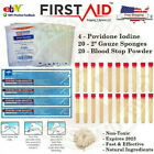 Blood Clot Powder - First Aid Blood Stop - Wound Seal - Family First Aid Kit EMT