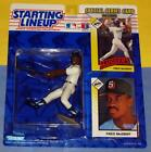 1993 FRED MCGRIFF San Diego Padres NM/MINT -FREE s/h- Starting Lineup + 2 cards