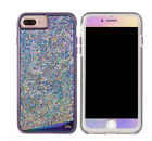 Case Mate Brilliance Touch Iridescent Case for iPhone 8 7 6 GLASS INCLUDED