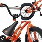 naga bick Mongoose Legion L16 Boy's Freestyle BMX Bike, 16-Inch Wheels, Orange