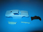 1971 1972 Dodge Charger resin H.O. scale slot car body