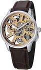 Maurice Lacroix MASTERPIECE Squelette Torque Skeleton 43mm MP7228-SS001-001 NEW