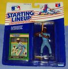 1989 TIM RAINES Montreal Expos Washington Nationals -FREE s/h- Starting Lineup
