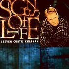 Chapman, Steven Curtis : Signs of Life CD DISC ONLY #88A