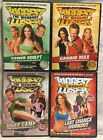 The Biggest Loser workout DVD lot Boot Camp Power Sculpt Last Chance Cardio Max
