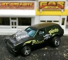 HOT WHEELS POISON PINTO RESTORED REAL RIDERS