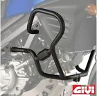 Givi TN3101 Black Steel Engine Protection Guard 12-19 Suzuki V Strom DL650