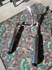 USED RINEHART EXHAUST PIPES FOR HARLEY