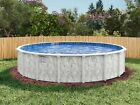 CONSTITUTION 52 Above Ground Swimming Pool Round or Oval Complete kit Delivered