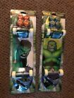 Vintage 2003 TWO Incredible Hulk Collector Boards Marvel MINT NRFB
