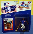 1988 LEON DURHAM Chicago Cubs #10 Rookie - FREE s/h- sole Starting Lineup Kenner