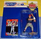 1995 WILL CLARK Texas Rangers NM - FREE s/h - Starting Lineup