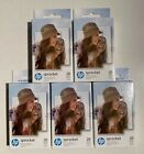 HP ZINK Photo Paper for HP Sprocket Photo Printer 100 5 Boxes of 20