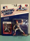 1988 Starting Lineup John Franco Cincinnati Reds NY Mets CLEAR Bubble Rookie