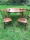 4 Windsor Chairs Rockport Maple