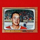 Jean Beliveau - 1966 67 - Topps - Montreal Canadiens - NHL - #73