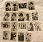 1964 ORIGINAL BEATLES TRADING CARDS (Series 1) IN G+ AND VG-EX CONDITION!