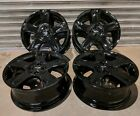 17 INCH BMW MINI COOPER BULLET ALLOY WHEELS BLACK REFURBISHED 2001 2014 4X100