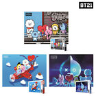 BTS BT21 Official Authentic Goods 300 pcs Jigsaw Puzzle 3Type + Tracking Number