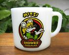Vintage Anchor Hocking Mug MITZI Showbiz Pizza Place