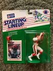 Rare 1988 Kenner NFL Rookie Starting Lineup Bengals Chris Collinsworth Gator HOF
