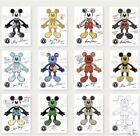 DISNEY STORE MICKEY MOUSE MEMORIES Collectible 12 Limited Edition Card Set