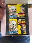 1988 Topps Fright Flicks Trading Card Box With 36 Unopened Packs