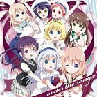Is the order a rabbit Character Song Selection Album order the songs From japan