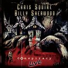 CHRIS SQUIRE & BILLY SHERWOOD-CONSPIRACY LIVE-JA From japan