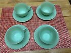Saucers Set Of 4 (8 Pieces)