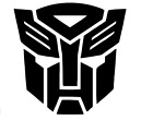 Transformers Autobot Vinyl Sticker Decal For Cars Trucks Laptops Windows