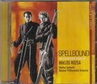 Spellbound: The Classic Film Scores of Miklos Rozsa - 2011 RCA CD