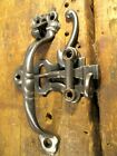ANTIQUE  DOOR  HANDLE  THUMB   LATCH  SET
