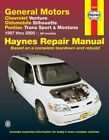 Haynes Publications 38036 Repair Manual