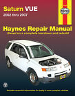 Haynes Publications 87040 Repair Manual