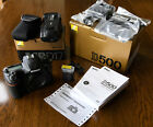 Nikon D D500 209MP Digital SLR Camera Body Only With MB D17 Battery Pack